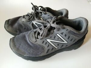 New Balance Boys' Urge V2 FuelCore Running Shoe,, Castlerock/Black, Size 1