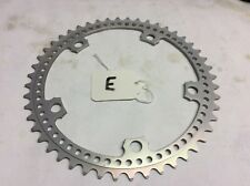 NOS 48T 144 BCD DRILLED CHAINRING FIT CAMPAGNOLO FOR ROAD RACING BIKE (E)