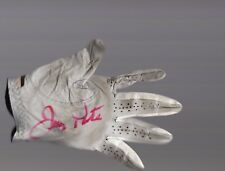 JERRY PATE HAND SIGNED USED GOLF GLOVE+COA   GREAT GOLFER    76 US OPEN CHAMPION