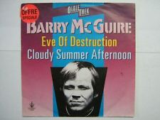BARRY MC GUIRE 45 TOURS HOLLANDE EVE OF DESTRUCTION+