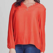 Crossroads Women's Solid Tops & Blouses