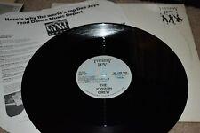 "JONZUN CREW – WE ARE THE JONZUN CREW 12""1983 TOMMY BOY TB 834 near mint vinyl"