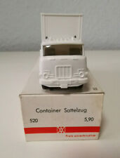 """Wiking Modelle US Zugmaschine Container Sattelzug """"United States Lines"""" mit OVP"""