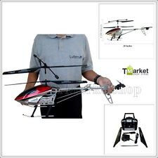 Ultimate Genuine Large Helicopter Remote Control RC 3.5CH Full-Functional Speed