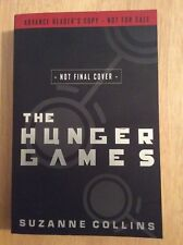 ARC - The Hunger Games - Suzanne Collins 1st/1st Print Advanced Reader's Copy SC