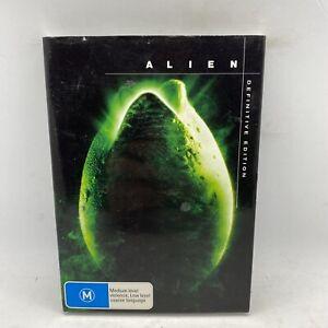 Alien Definitive Edition 2 DVD Slipcase Edition Region 4