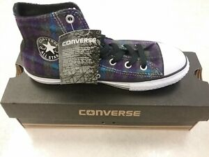 converse all star Hi Top Junior size 3