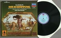 O491 Haydn The Creation Ameling Munchinger VPO 2LP DECCA 6.48194 DM Stereo