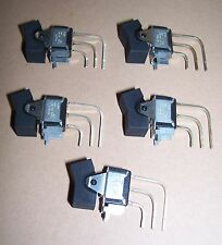 Nouveau 5 x atari 520 st 600 800 1200 xl 65 130 xe ordinateur console power switch