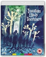 Invasione Di The Body Agguantatori Blu-Ray Nuovo (FCD884)