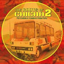 The Roots Of Chicha 2: Psychedelic Cumbias From Peru [CD]