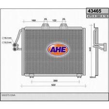 Kondensator Klimaanlage Klimakühler JEEP Wrangler II (TJ) 2.5 - 4.0 AHE  43465