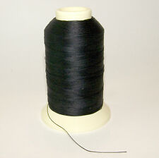 Thread, Polyester, Coats Bonded, Thread-4 oz. Spool, Black - Size DB-92 T-90