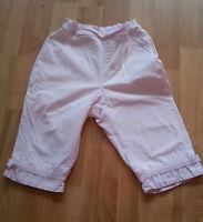 Hose für Mädchen Gr. 80, Sommerhose Stoffhose Babyhose H&M Sehr Süß