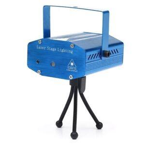 Mini proiettore laser con sensore di suono