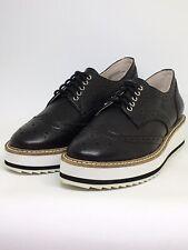 Shellys London Emma Women's Oxfords In Black UK Size 3.5, EU Size 36