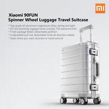 """Xiaomi Valigia Trolley unversale da Viaggio Mi Metal con Ruote 20"""" sicurezza"""