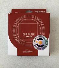 InfraRed Clip Filter - Sony Full Frame