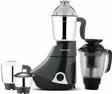 Butterfly New Mixer Grinder 750-Watt with 4 Jar Black Home a universal USA Plug