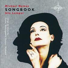 The Michael Nyman Songbook sung by Ute Lemper, Ute Lemper, Good