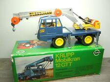 Krupp Mobilkran 12 GTT - Gama 9402 Germany in Box *32876