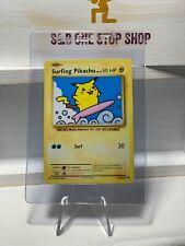 Surfing Pikachu 111/1108 Secret Rare XY Evolutions 2016 Pokemon TCG