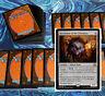 mtg BLACK GREEN GOLGARI SACRIFICE DECK Magic the Gathering rare 60 cards varolz