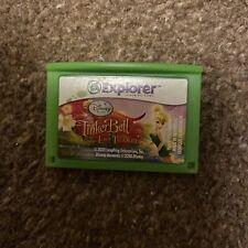 Leapster Explorer Tinkerbell Game