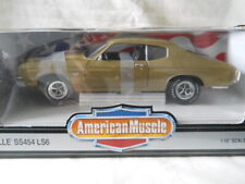 Ertl American Muscle 1970 Chevy Chevelle SS 454 LS6 1:18 Diecast