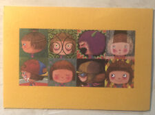 Art Postcard ~The Perfect Kid Never Ending Story by Jimmy Liao