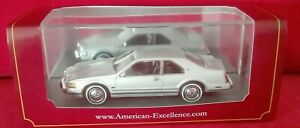 NEO american excellence 45503 Lincoln Mark VII silver very rar 1/43 OVP