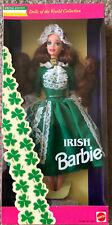 New ListingDotw Irish Barbie Nrfb
