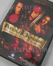 Fluch der Karibik Die Legende des Jack Sparrow PC Deutsch in DVDBOX