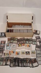 Magic Trading Cards Mystery Lots Of 25 Cards Various Years Free Shipping