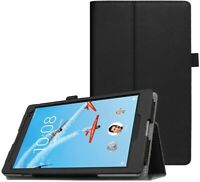 """Slim Cover Case for Lenovo Tab 4 8"""" TB-8504F Tablet Free Screen Protector"""