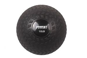 POWERT Slam Weighted Medicine Ball Core Muscle Cardio Workout Fitness Exercise