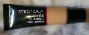 Smashbox Studio Skin Full Coverage 24 Hour Foundation #2.2 - Size 1 Oz. / 30mL