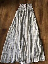 Xirena Desi Antibes Stripe Dress Riviera Blue Sz S (new Other)