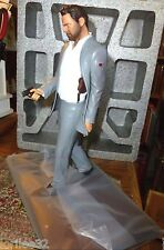 "ROCKSTAR MAX PAYNE 10""H STATUE FIGURE VIDEO GAME COLLECTIBLE"