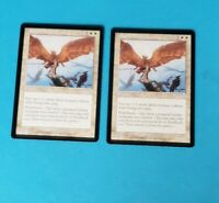 MTG x2 Battle Screech  LP Magic Magic Judgement Uncommon