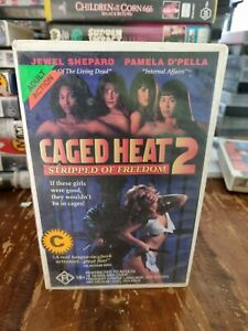 Caged Heat 2 - Stripped Of Freedom VHS