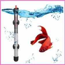 Aquarium Fish Tank Water Heater Submersible Temperature Thermostat Heating Rod