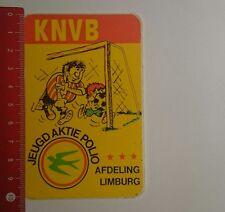 Aufkleber/Sticker: KNVB afdeling Limburg (261216103)