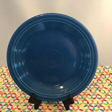 Fiestaware Lapis Dinner Plate Fiesta Blue 10.5 inch Plate