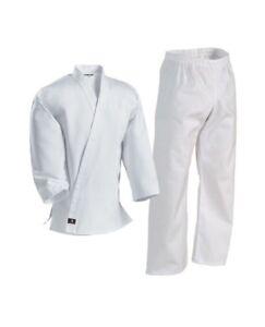 Lightweight Student Karate Uniform-00