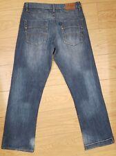 GENUINE mens bootcut jeans Size W32 L34
