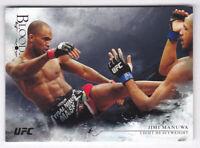 2014 Topps UFC Bloodlines Black #93 Jimi Manuwa 2/25