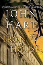 Iron House, Hart, John, Good Condition, Book