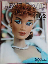 Paul David Barbie Catalog #162 Mikelman Charice Doll