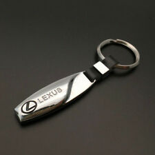 LEXUS Car Keyring Key Ring Key Chain Metal Chrome Stainless Steel Polished OZ